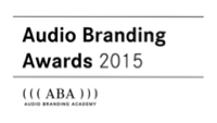 Audio Branding Awards 2015 Logo