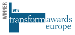 Winner Transform Awards Europe